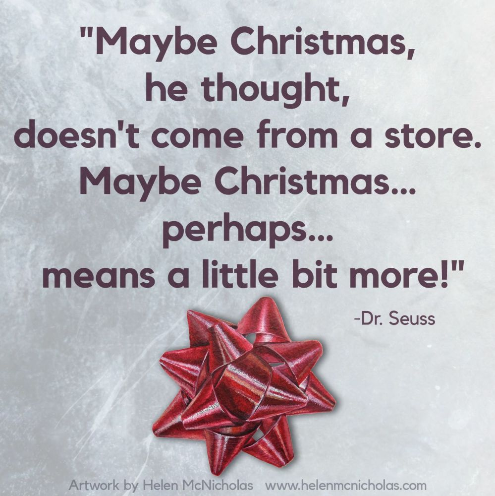 dr seuss xmas quote