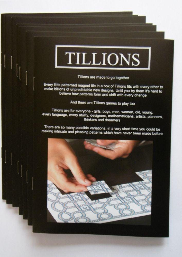 Tillions Booklet