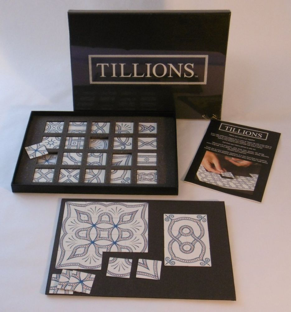 Medium box of Tillions