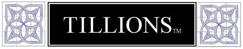 tillions.com, site logo.