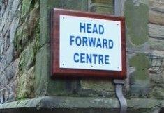 Head Forward Centre Building 1