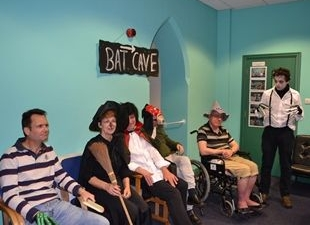 Halloween at Head Forward Centre 2