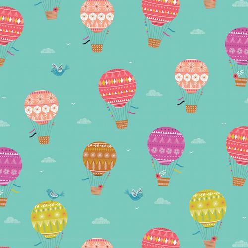 Sweet Escape hot air balloons