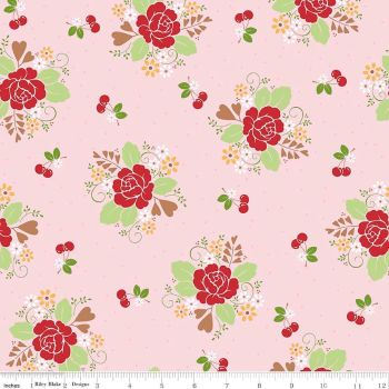 Sew Cherry Main pink