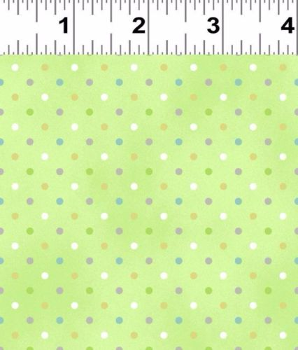 Guess How Much Dots green