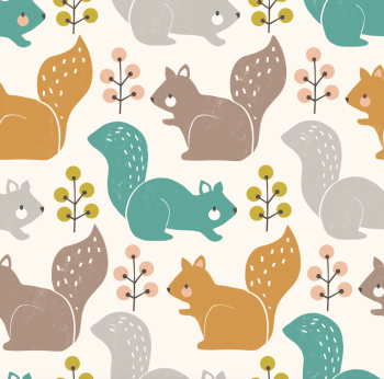 Harvestwood Squirrel