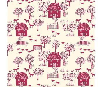 Cottage Lane Red