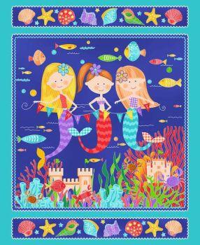 Mermaids Panel