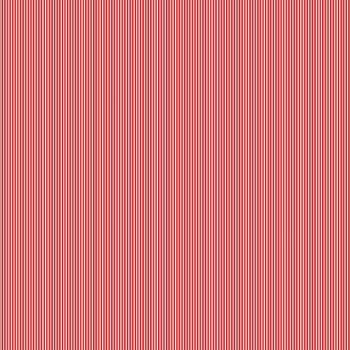 Stripes: Pinstripe Red