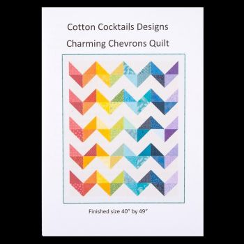 Pattern Chevron Quilt