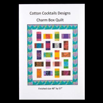 Pattern Charm Box Quilt