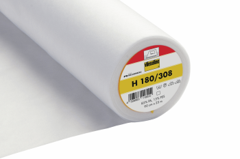 H180 Vlieseline soft lightweight none-woven interfacing, fusible
