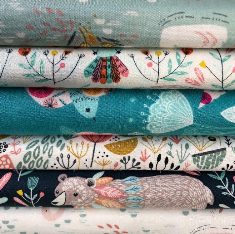 Fabrics £8 per metre