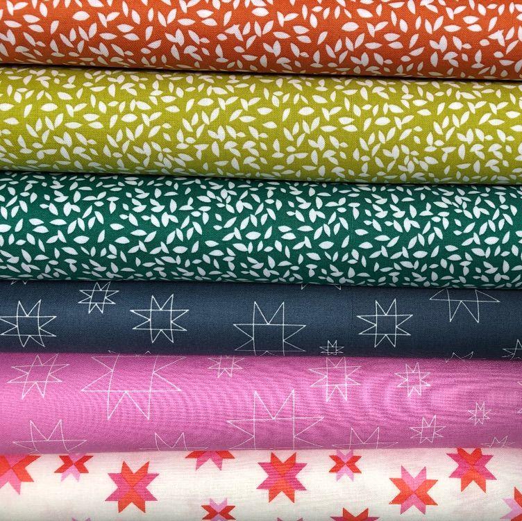 Fabrics £7 per metre