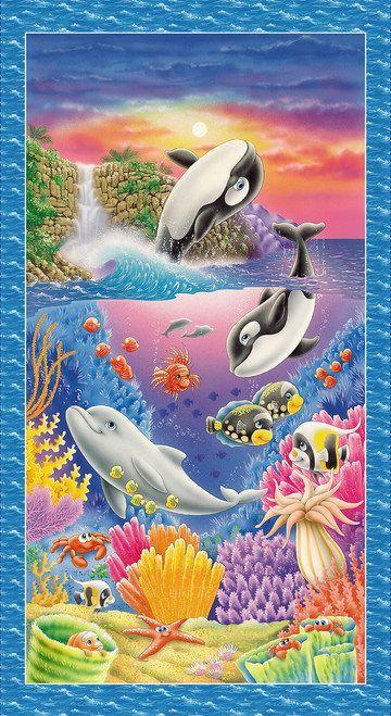 Panel: Sea World 23