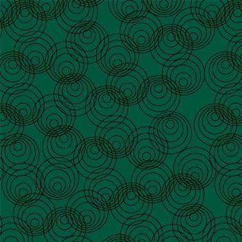 Bear Essentials 4  Circles Dark Green