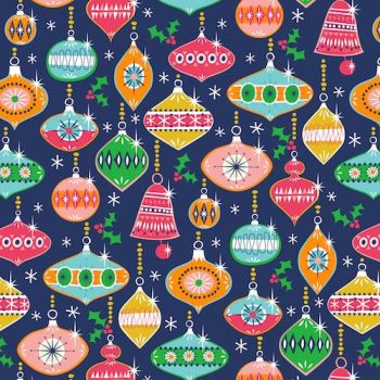 !Reduced: Merry Little Christmas Navy