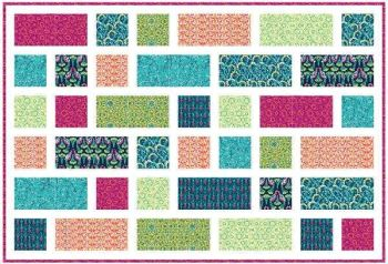 Belle Epoque Quilt Printed Pattern