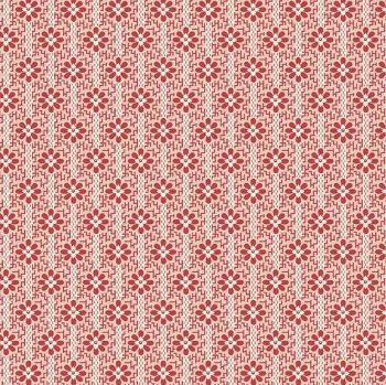 Woven Red