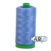 Aurifil 40: 1128 Light Blue Violet