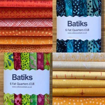 Batik Pre-cuts