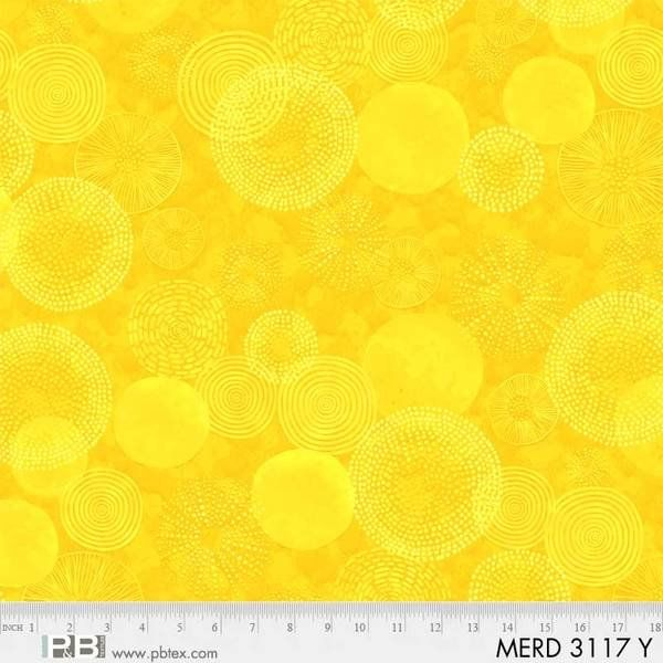 Bubble Garden Yellow