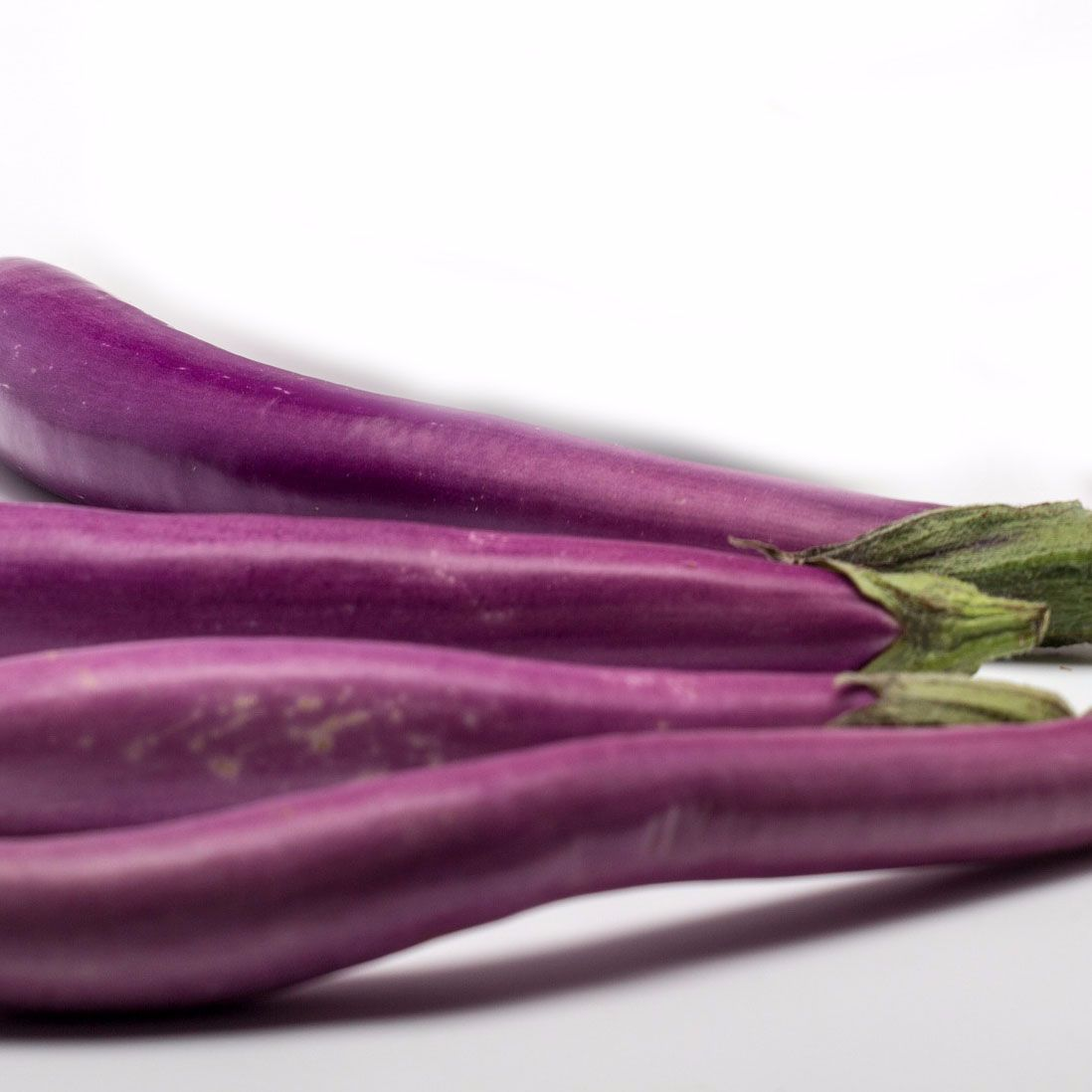 Aubergine 'Farmers Long' Seeds