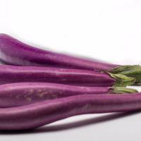 Aubergine 'Farmers Long' Seeds