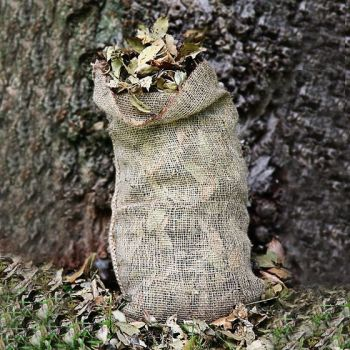 Natural Jute Composting Sack