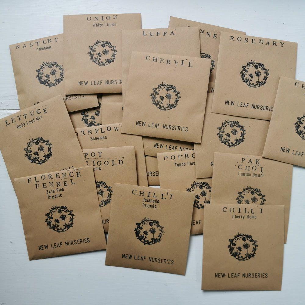 Random Seed Bundle - Pack of 30