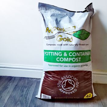 Moorland Gold Potting Compost (Local Delivery Only!)