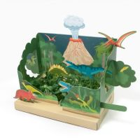 Grow Your Own Mini Dinosaur Garden by Clockwork Soldier