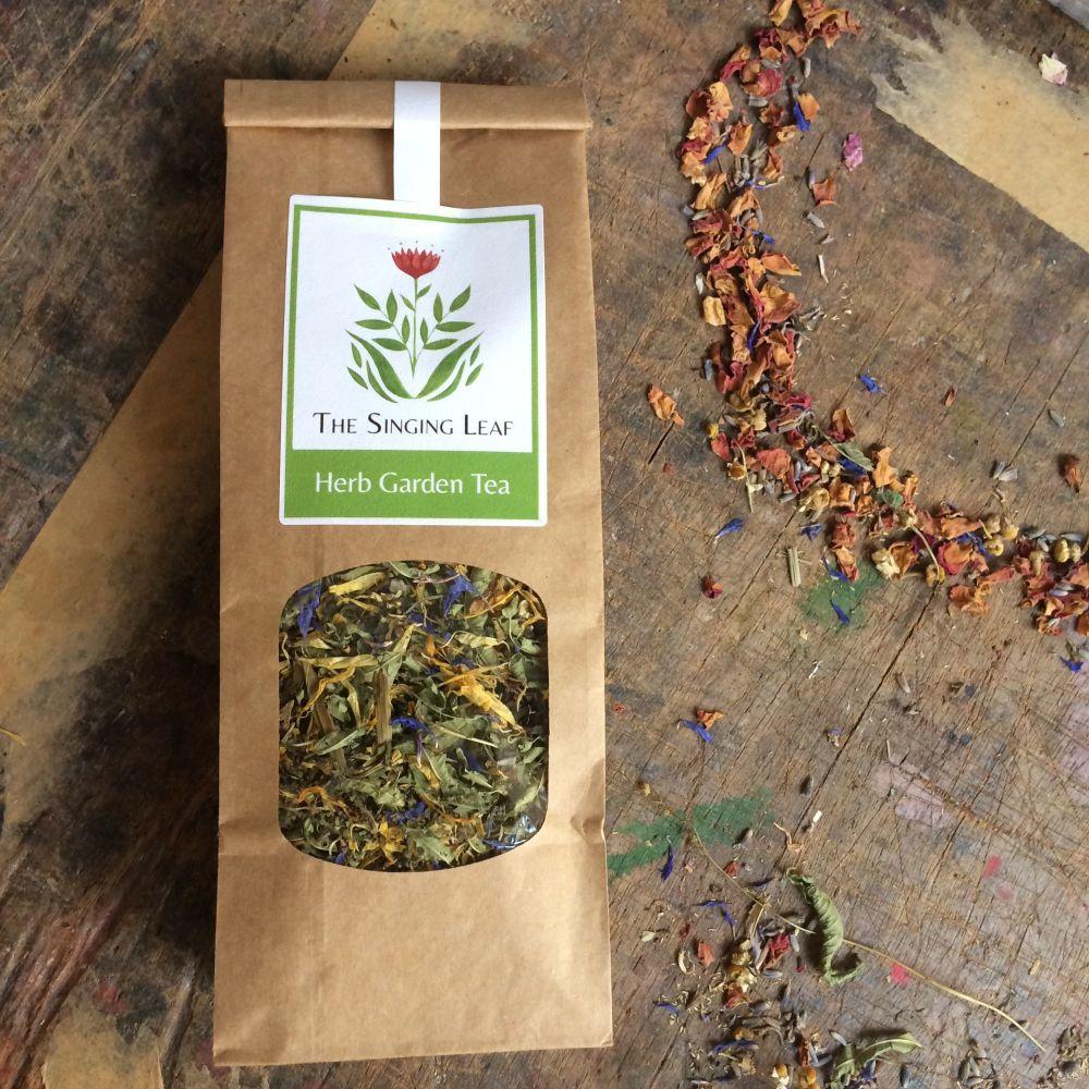 Herb Garden Tea by The Singing Leaf