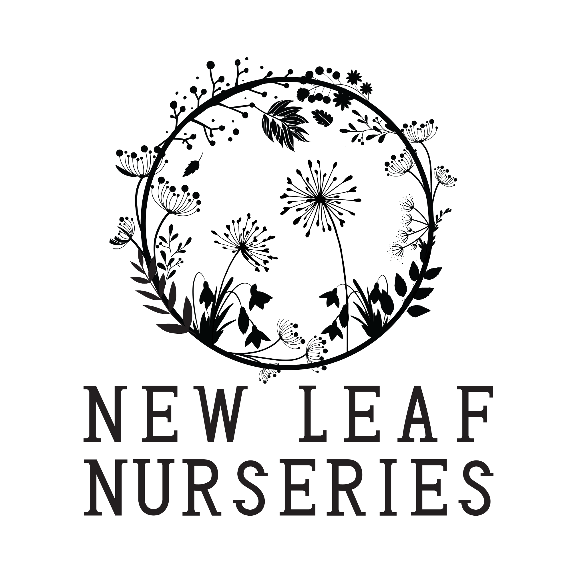 New Leaf Nurseries Logo
