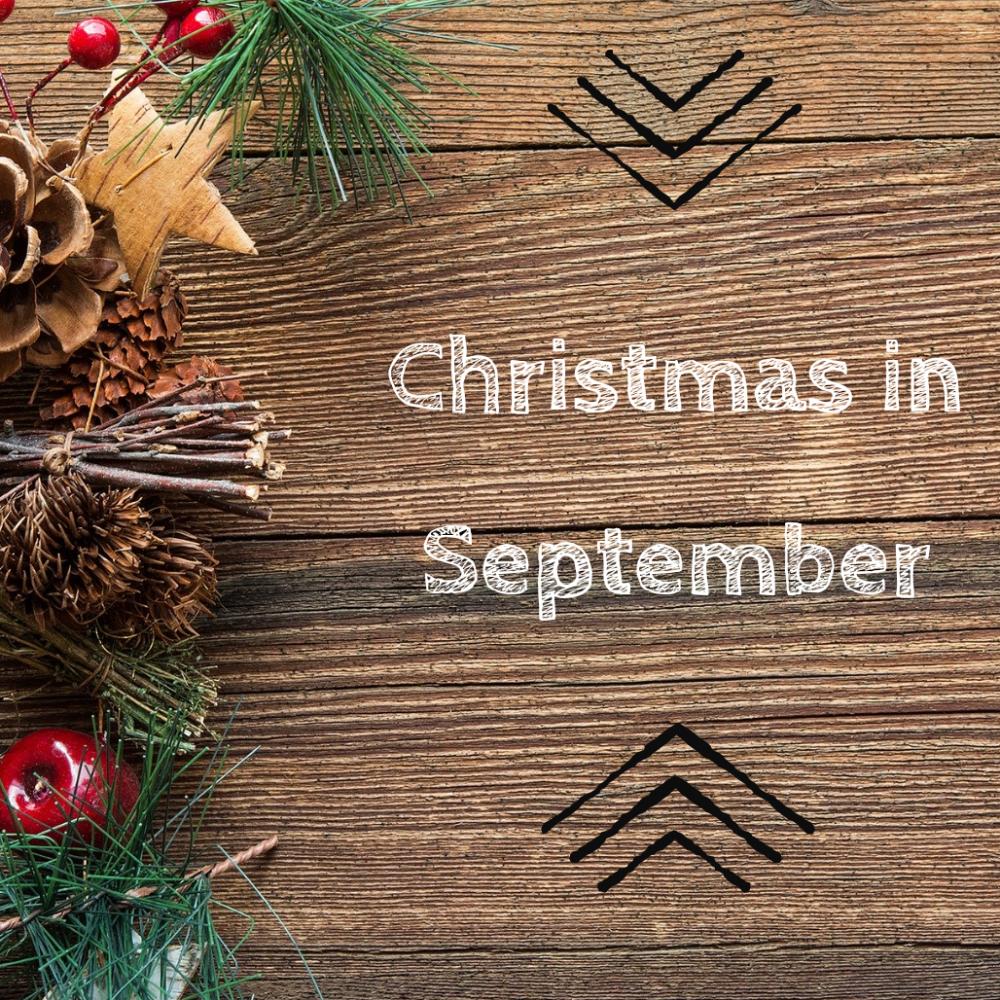 Christmas in September