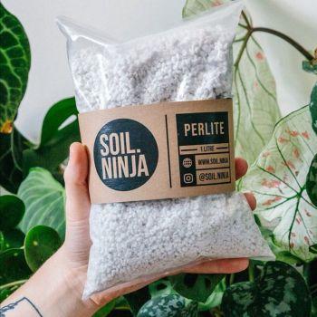 Perlite by Soil Ninja