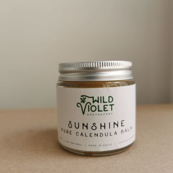 Sunshine - Pure Calendula Balm by Wild Violet Apothecary