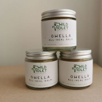 Gwella - All-Heal Balm by Wild Violet Apothecary