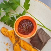 Smoked Chilli Jam - Chocolate Habanero by Welsh Homestead Smokery