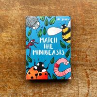 Match the Minibeasts Card Game by Aimee Ogden