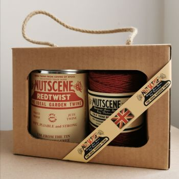 Twine Tin Gift Set by Nutscene