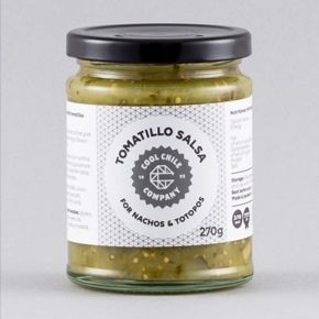 Tomatillo Salsa by Cool Chile