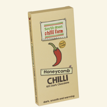 Honeycomb Chilli Chocolate by South Devon Chilli Farm