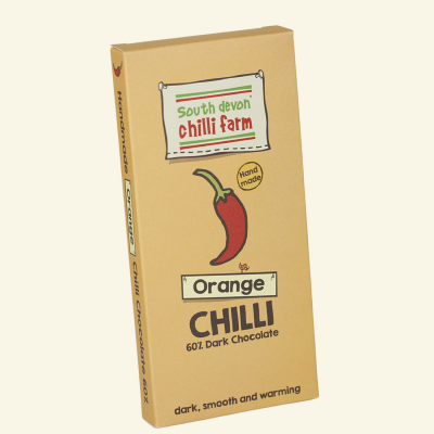 Orange Chilli Chocolate by South Devon Chilli Farm