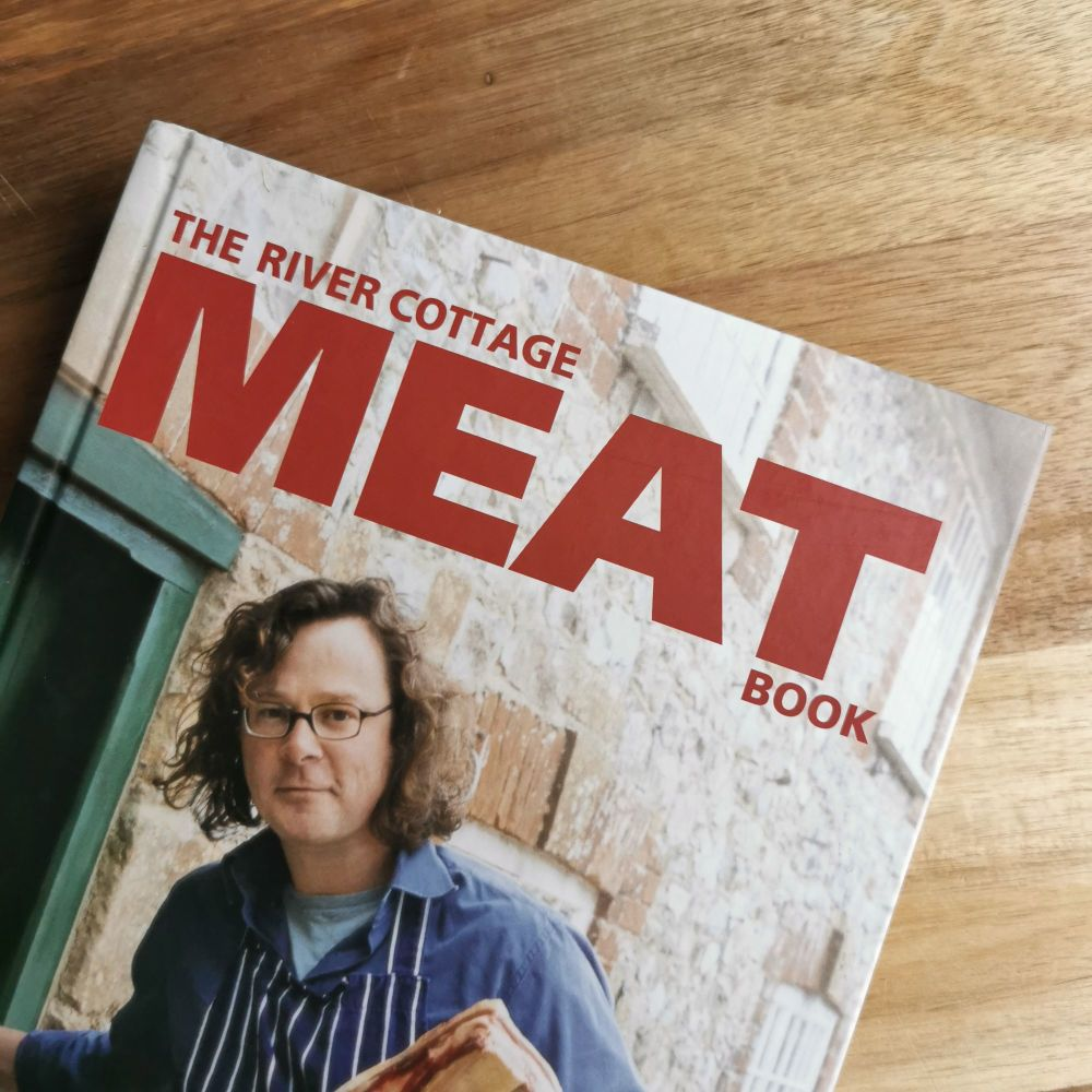 River Cottage Meat by Hugh Fearnley-Whittingstall