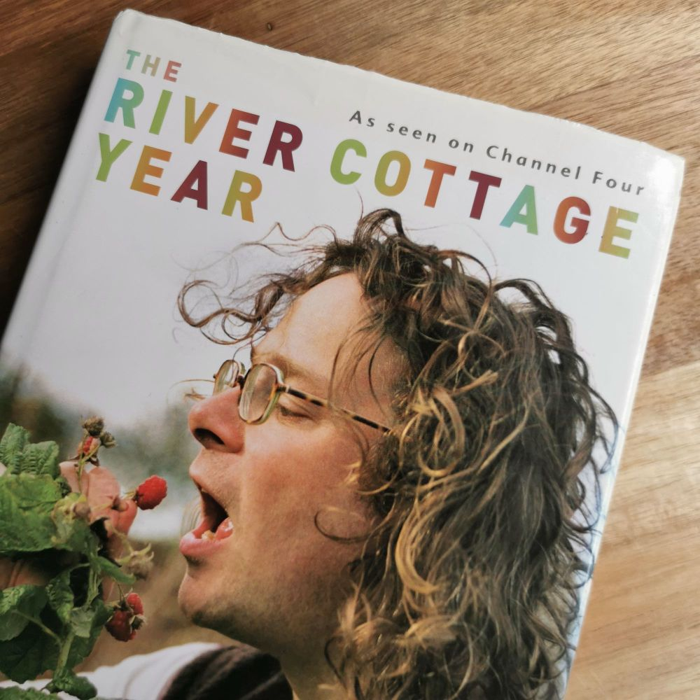 River Cottage Year by Hugh Fearnley-Whittingstall