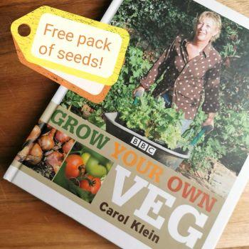 RHS Grow Your Veg by Carol Klein