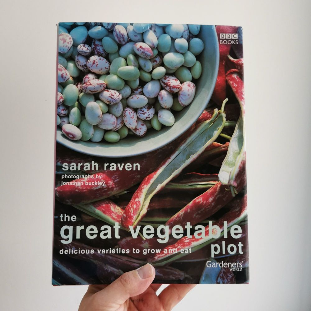RHS Grow Your Veg by Carol Klein