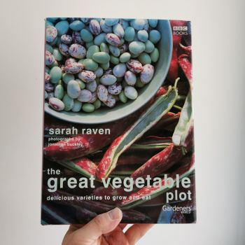 The Great Vegetable Plot by Sarah Raven