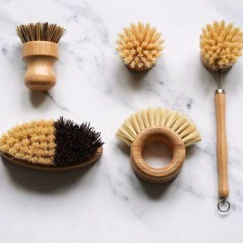 Cleaning Brush Set by Fresh Thinking Co.